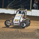 dirt track racing image - midget-24